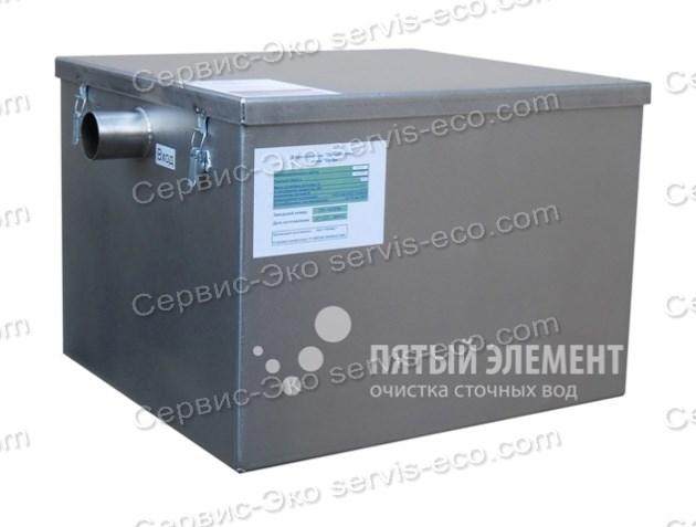 Описание: Жироуловитель ПЭ-0,5-50 серия Сталь